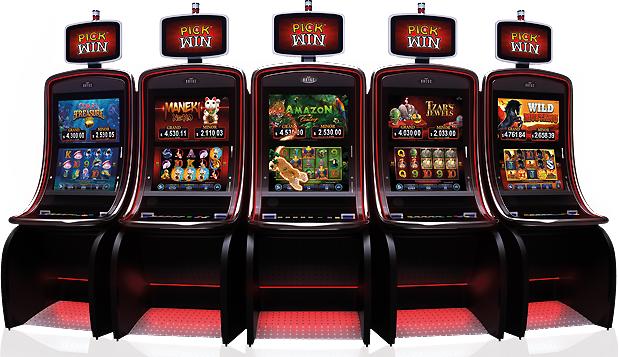 Nuevos Slots + Sala Fumadora